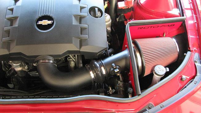2010 2015 Camaro Rs V6 Roto Fab Cold Air Intake Ws6store Com