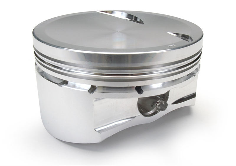 "L92/LS3 Diamond Pistons Forged Dish w/12.3cc Valve Reliefs, 4.065"" Bore 3.622"" Stroke (6.125"" Rods)"