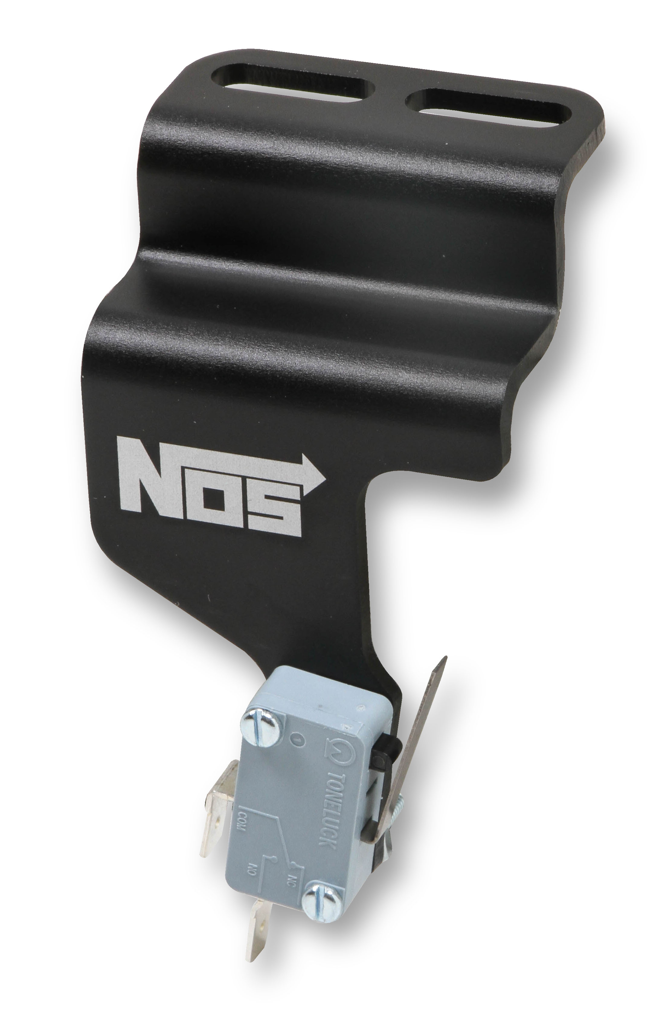 NOS Micro-Switch Bracket - For Holley Hi-Ram Intake Manifold