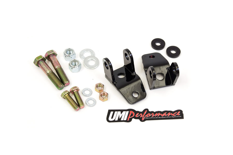 82-02 Fbody UMI Performance Shock Relocation Kit - Bolt In