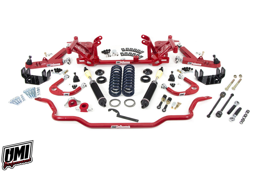 98-02 Fbody UMI Performance Corner Max Front End Kit - Complete Kit