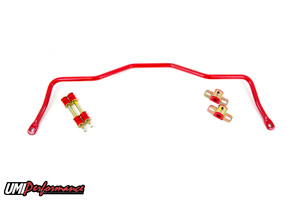 82-02 Fbody UMI Performance Tubular 22mm Rear Sway Bar