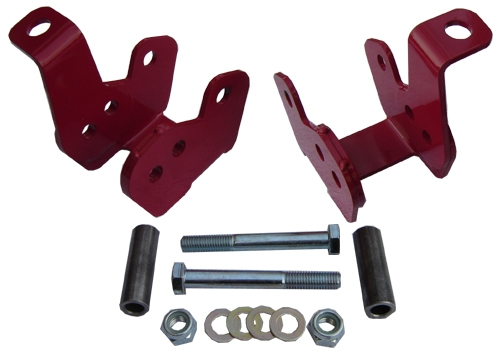 82-02 RPM Speed Lower Control Arm Relocation Brackets(Bolt On)