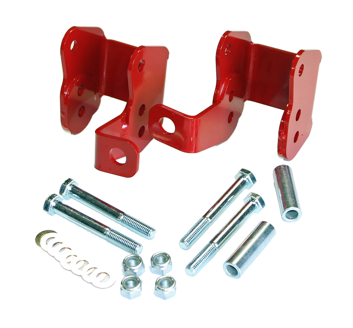 82-02 Fbody J&M Products Bolt In Relocation Brackets