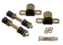 82-02 Fbody Energy Suspension 19mm Polyurethane Rear Swaybar Bushing Kit w/Endlinks - Black