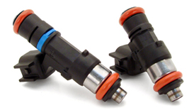 GM LS3/LS7/L76/L92/L99 FAST Precision Flow Fuel Injectors (39 lb/hr)