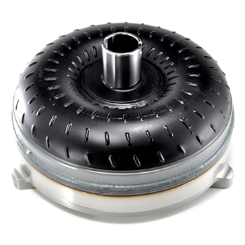Circle D Specialties High Performance GM 258mm Torque Converter with Billet Front Cover Upgrade 4t65