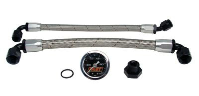 98-02 LS1 FAST Fuel Line Conversion Kit (w/Gauge)