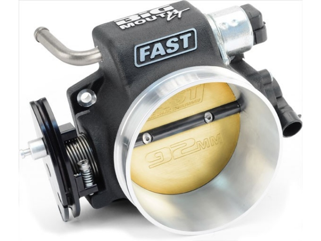 FAST LSX 92MM Big Mouth LT Throttle Body