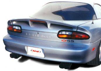 "93-02 Camaro Wings West Factory ""SS"" Style Rear Spoiler w/12"" LED Light"