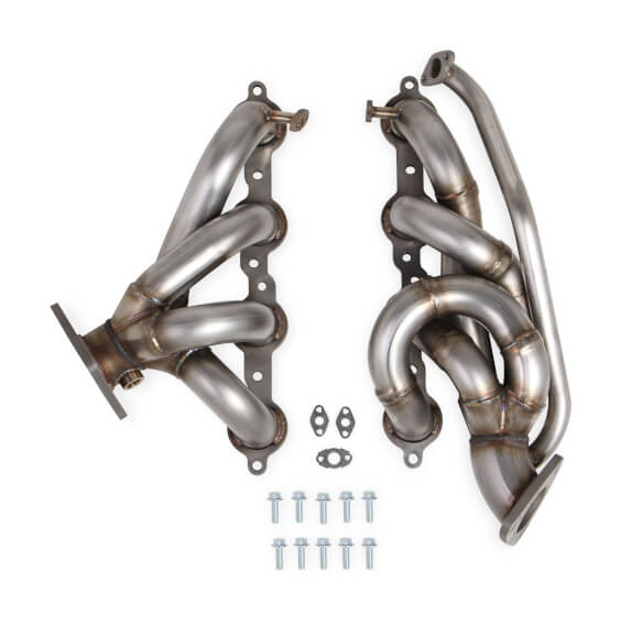 "2000 LS1 Fbody Hooker Headers Blackheart Performance 1 3/4"" 304SS Shorty Headers"