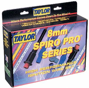 Taylor Universal Spiro-Pro 8mm Wire Kit