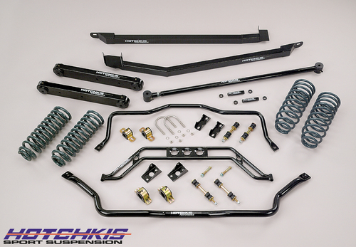 98-02 LS1 Fbody Hotchkis TVS System Suspension Package -Red