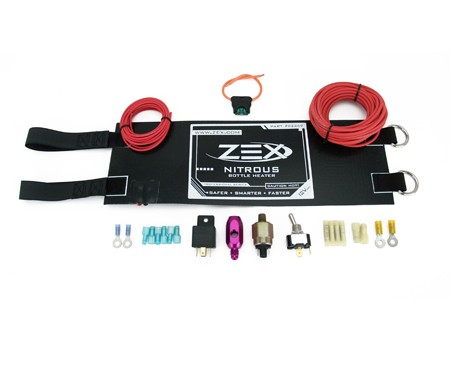 ZEX Adjustable Nitrous Bottle Heater