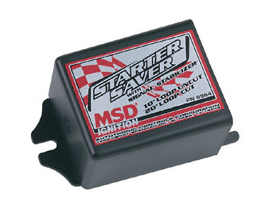 MSD Starter Saver With Stabilizer