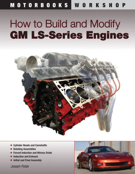 How to Build and Modify GM LS-Series Engines  (Book)
