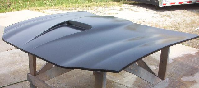 98-02 Camaro SS Style Hood (Bolt On)