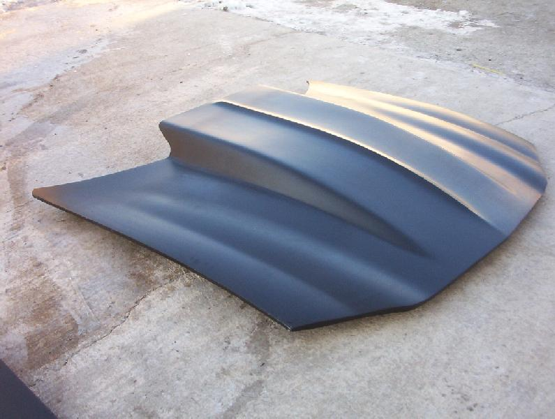 "98-02 Camaro 4"" Cowl Induction Hood (Pin On)"