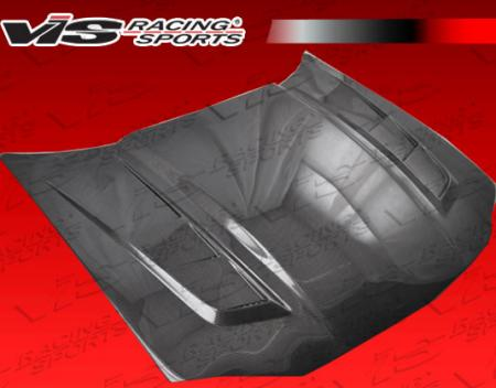98-02 LS1 Camaro Wings West Carbon Fiber SCV Hood