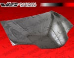 98-02 LS1 Pontiac Trans Am Wings West OEM Style Carbon Fiber Hood