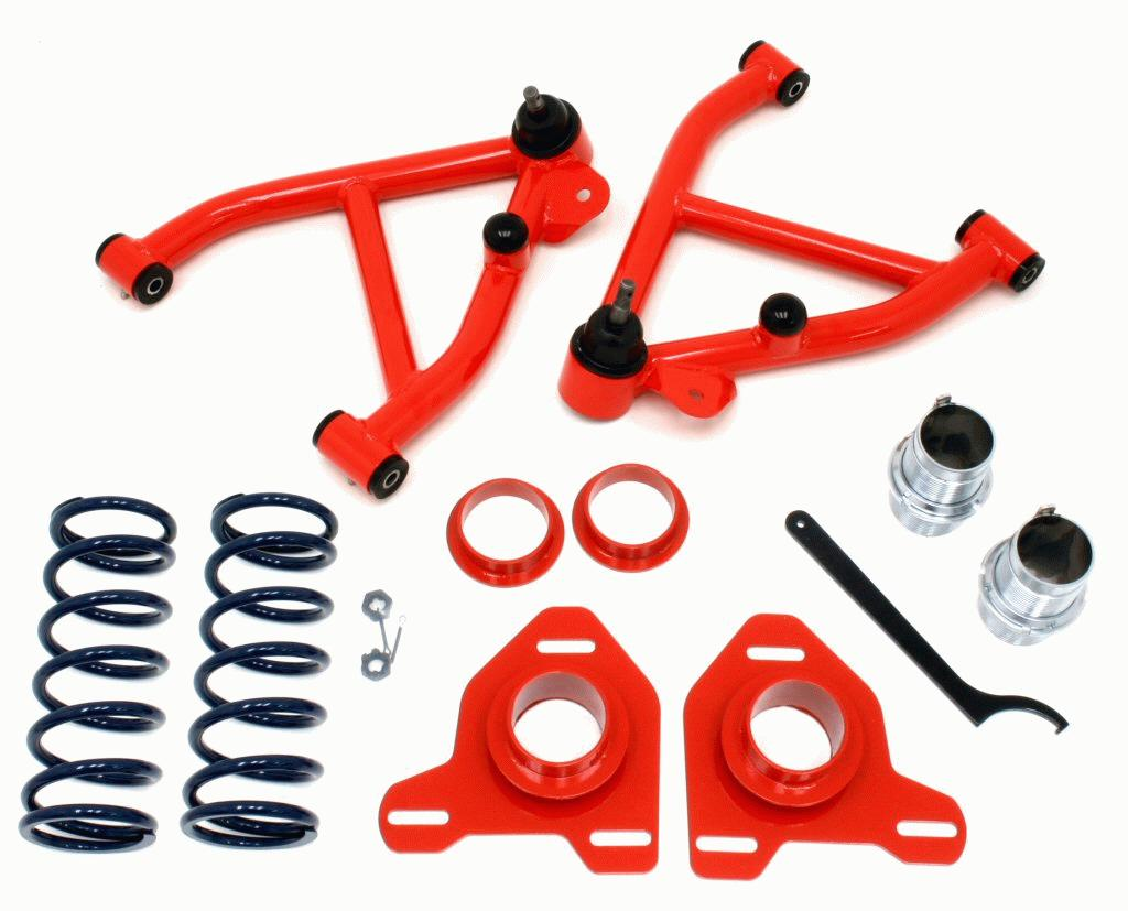 84-92 Fbody BMR Suspension A-Arm Coil Over Package