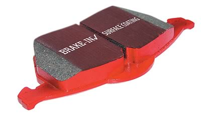 98-02 LS1 EBC Red Stuff Brake Pads (Compound) - Front
