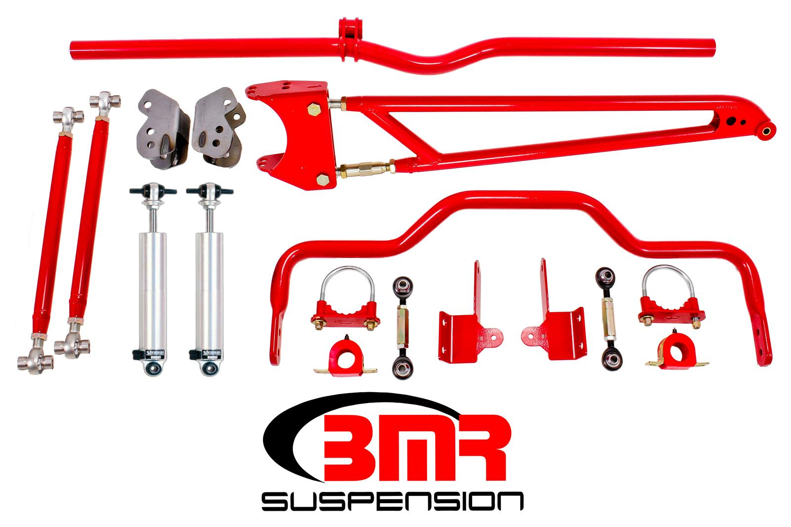 93-02 Fbody BMR Dragrace Rear Package (Level 2)