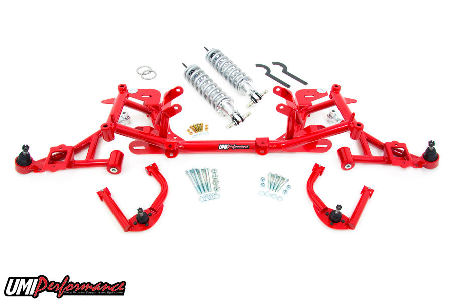 98-02 LS1 UMI Performance Front End Kit - Stage 4