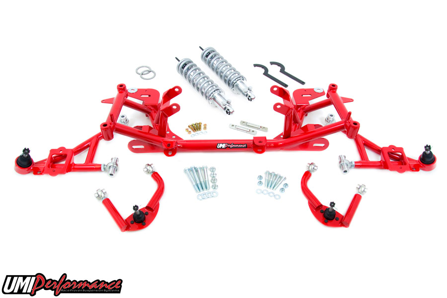 98-02 LS1 UMI Performance Front End Kit - Stage 5