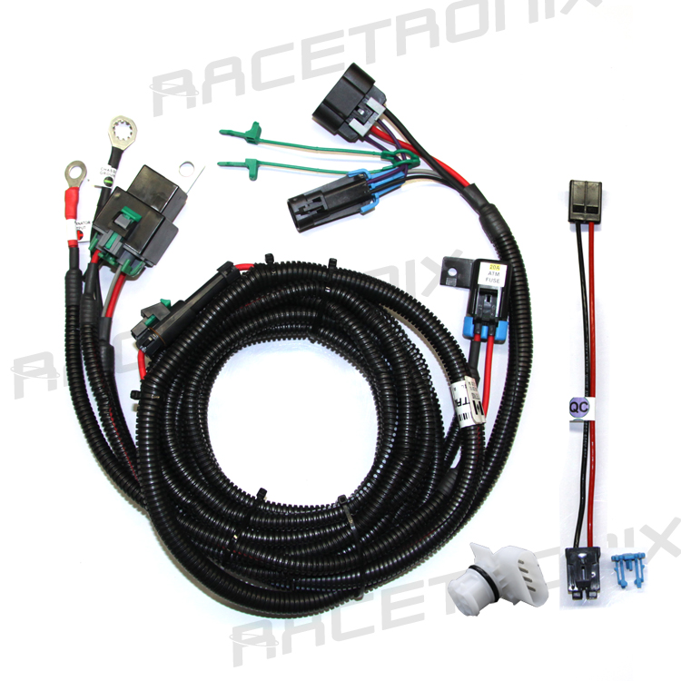 Racetronix Fuel Pump Wiring Kit (New Design | WS6store.com on