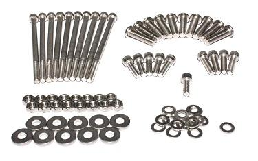 FAST Stainless 92mm Hardware Kit (Includes TB Hardware)