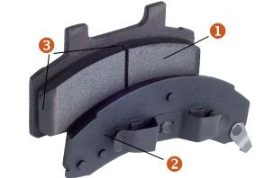 98-02 LS1/V6 Morse Semi-metallic Brake Pads (Front AND Rear Combo)