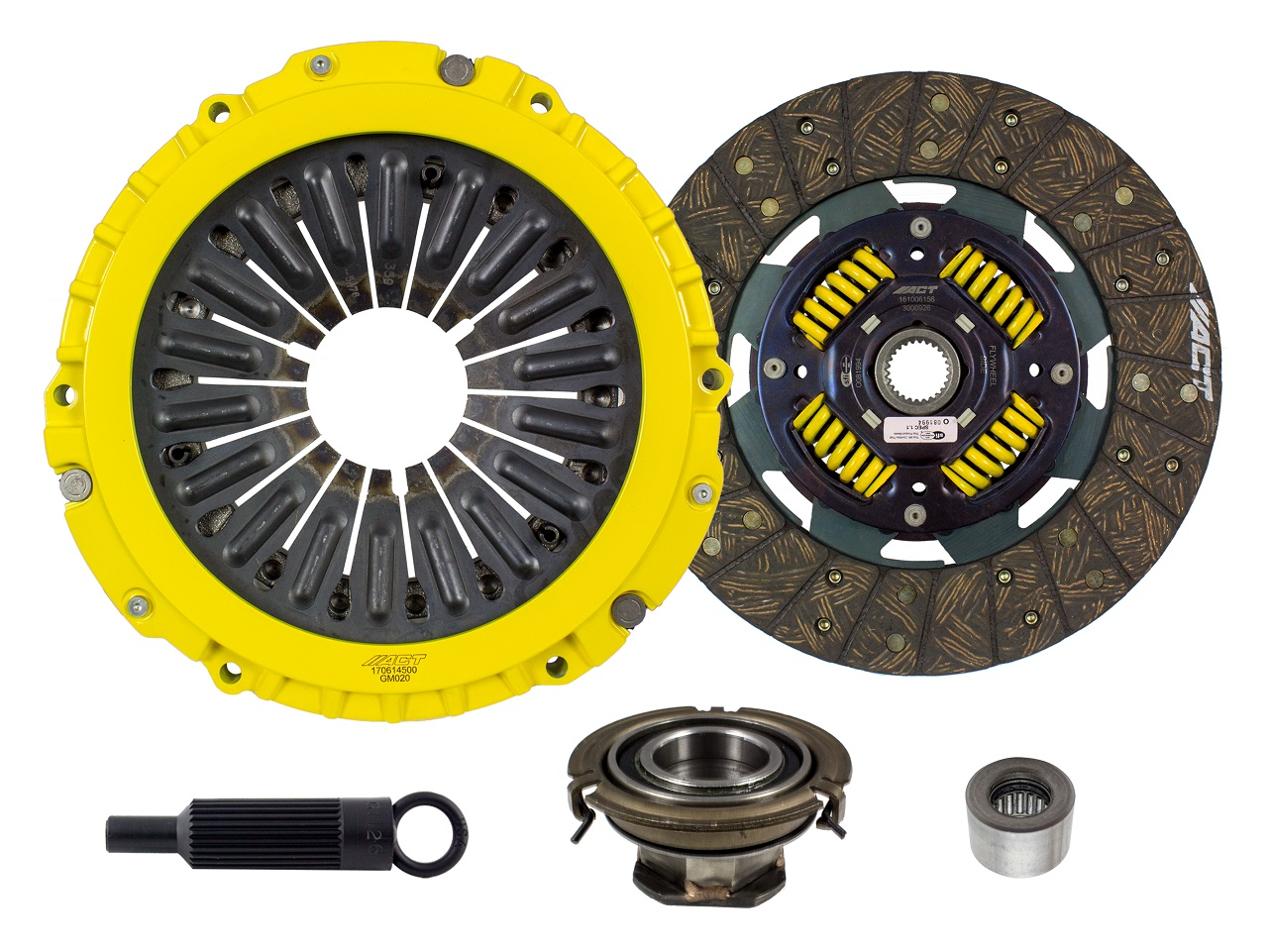 93-97 LT1 Fbody Advanced Clutch Technology Race Clutch Kit - 815 ft-lbs