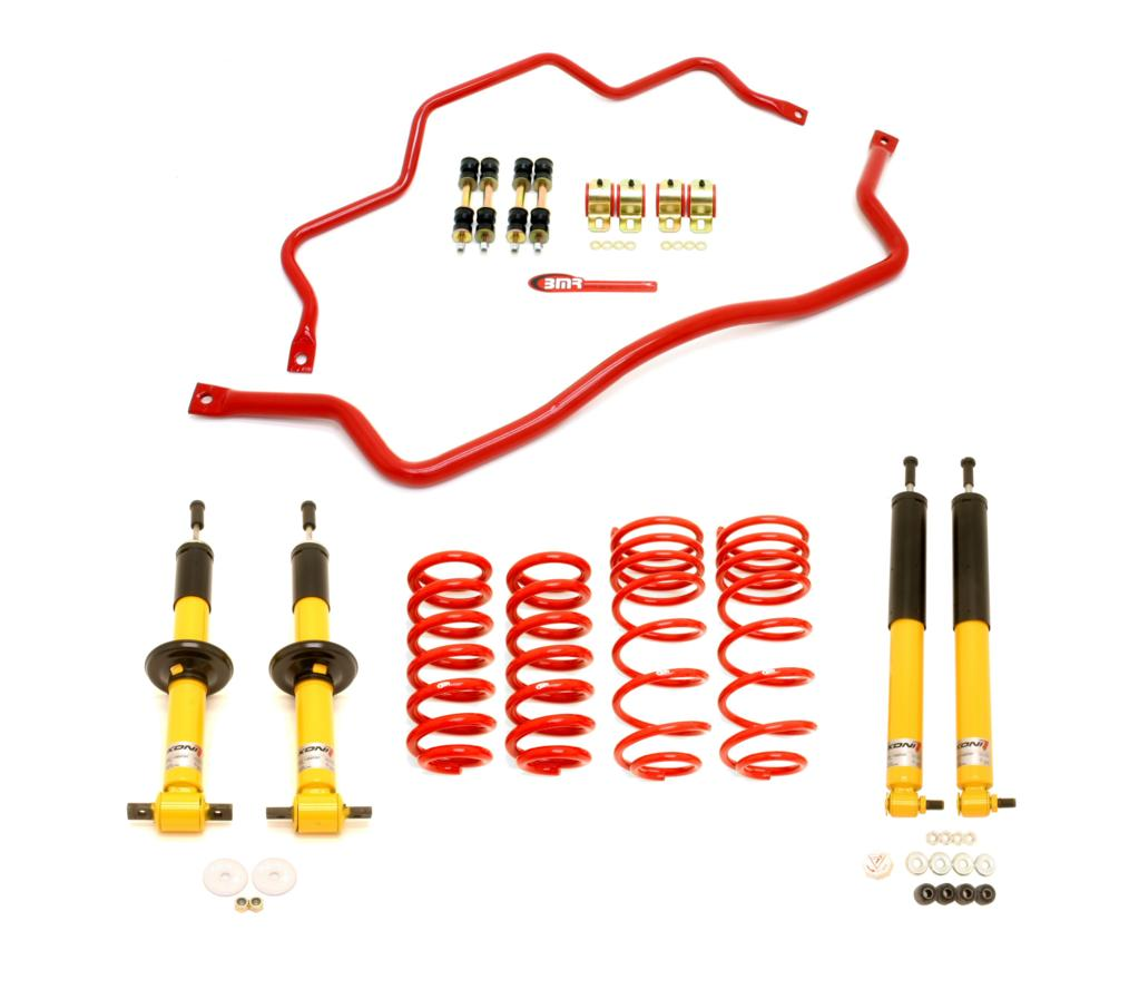 93-02 Fbody BMR Level 4 Koni Handling Performance Package