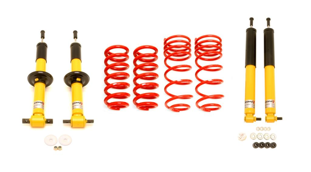93-02 Fbody BMR Suspension Koni Handling Performance Package - Level 2