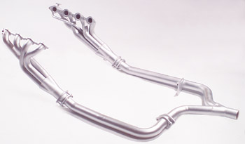 98-00 LS1 MAC Header System w/Y-pipe, No Cats (CERAMIC COATED)