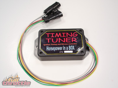 98-02 LS1 Full Throttle Timing Tuner & Nitrous Controller