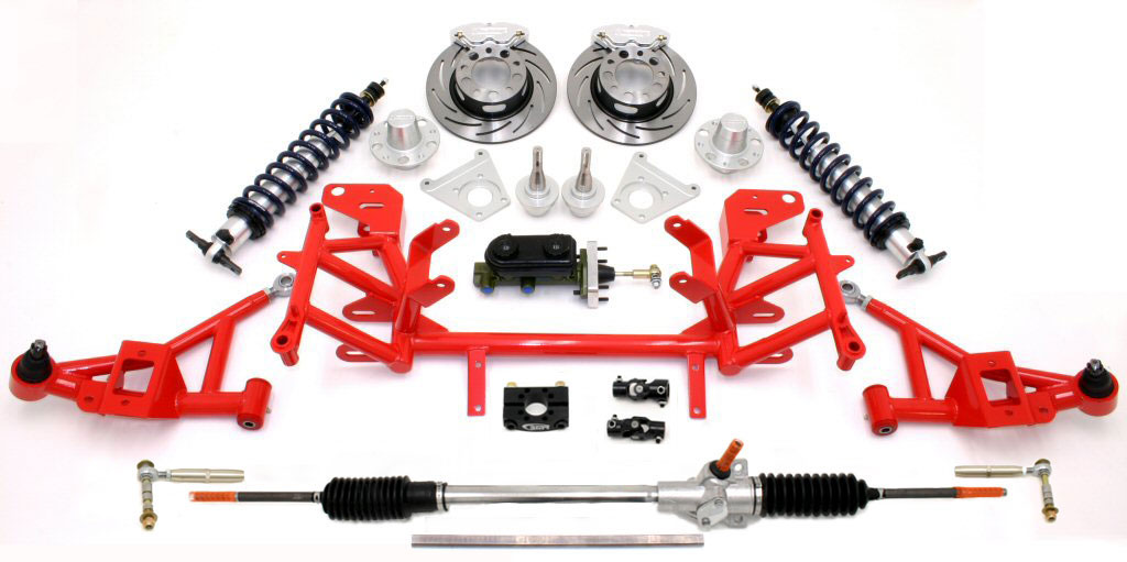 98-02 LS1 Fbody BMR Front End Package (Level 2)
