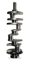 "LS Series Manley Pro Series Light Weight Crankshaft - (4.000"" Stroke/6.125"" Rod Length/24 Tooth Reluctor Wheel)"