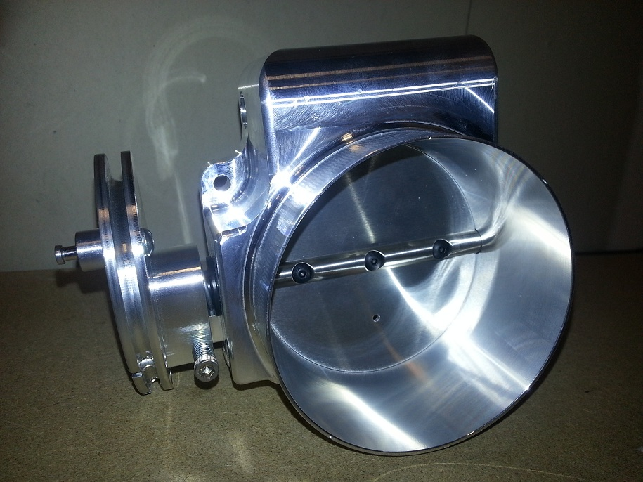 98-02 LS1 Nick Williams 102mm Throttle Body