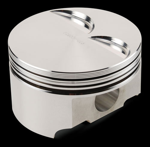 "LS Series 5.7L Probe Industries Flat Top Factory Performance Series Pistons -3.0CC (3.902"" Bore)"