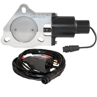 QTP Electric Cutout for Borla Exhaust System