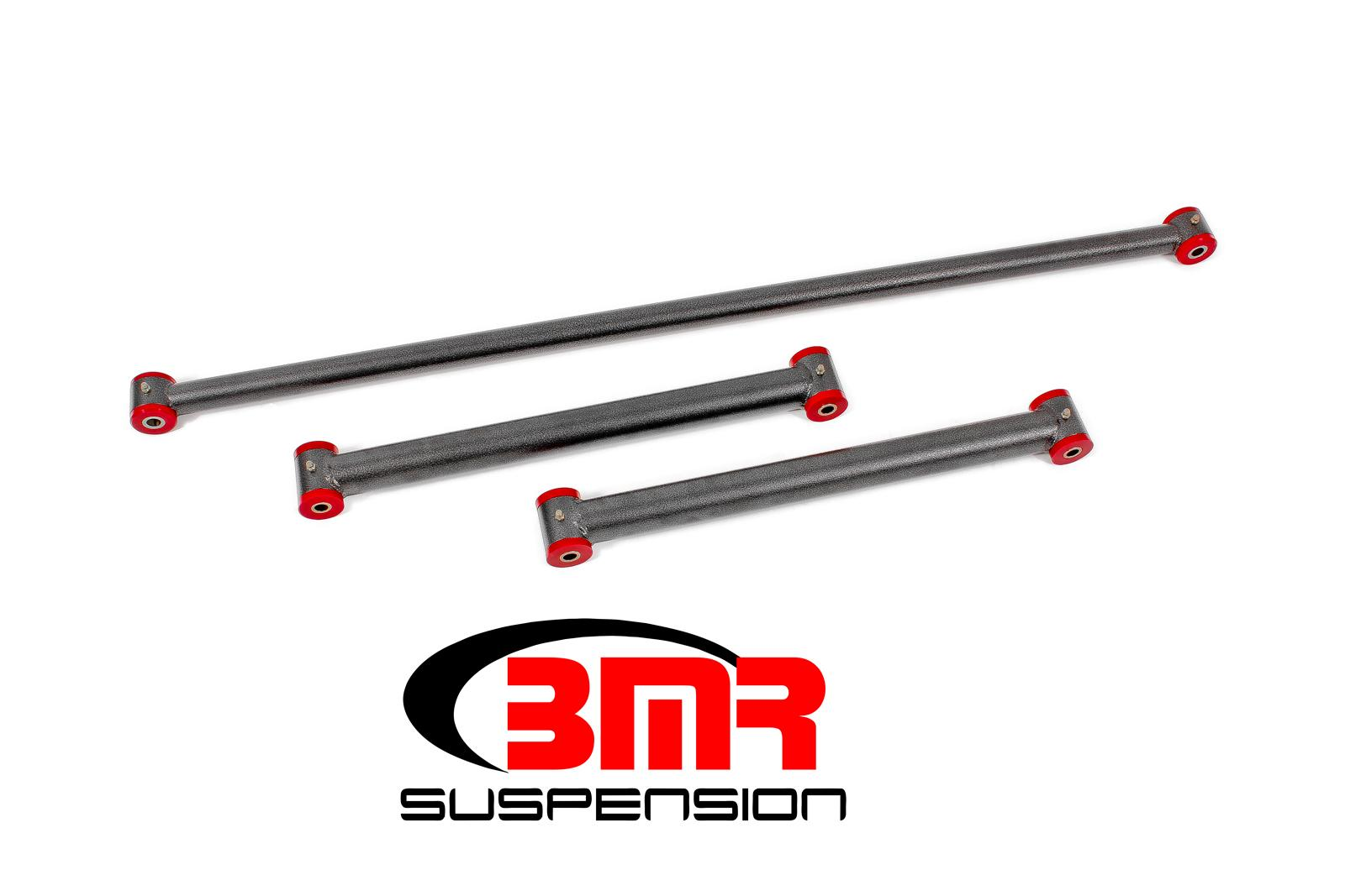 82-02 Fbody BMR Suspension On Car Non Adjustable Rear Suspension Kit - Poly/Poly End