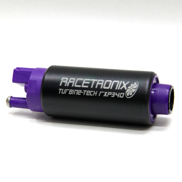 Racetronix High Pressure/Volume 340L/Hr Fuel Pump - 22mm Inlet