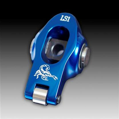 LS1 Scorpion Performance Pro Series Roller Rocker Arms - 1.7