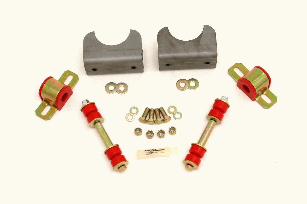 "82-02 Fbody BMR Suspension Sway Bar Mount Kit (2.5""-2.75"" Axle Tube w/22mm Rear Sway Bar)"