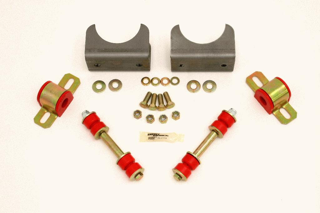 "82-02 Fbody BMR Suspension Sway Bar Mount Kit (3.0""-3.25"" Axle Tube w/19mm Rear Sway Bar)"