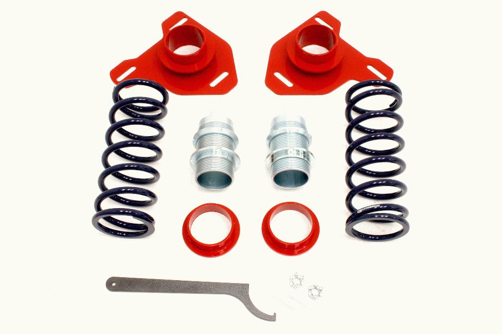 84-92 F-Body BMR Fabrication Coil-Over Conversion Kit (Front)