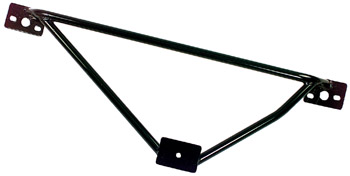 98-02 V8 MAC Strut Tower Brace  (Black Powder Coated)