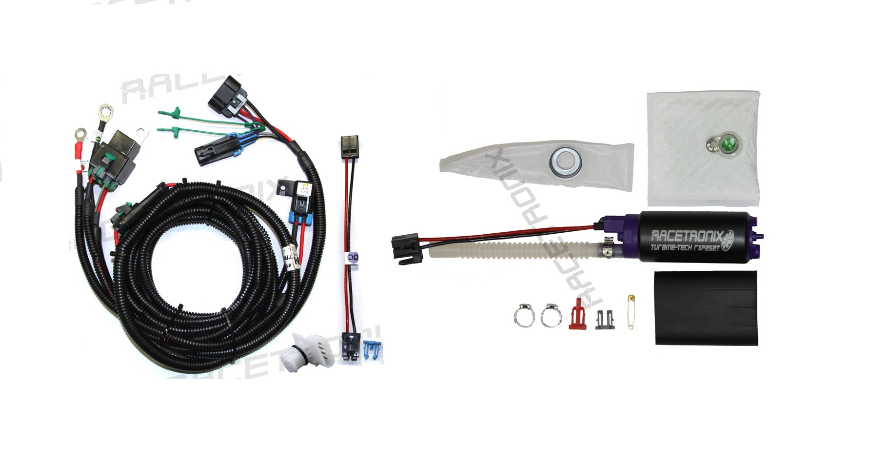 99-02 LS1 F-Body (Plastic) Racetronix Fuel System (New Version)